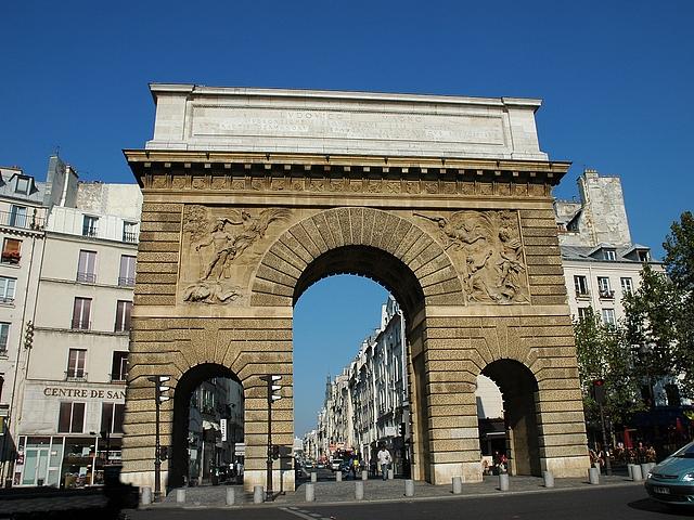 Galeries gallerie photos galerie photos paris i14 02 for Porte saint martin