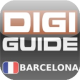 Digi-Guide Barcelone iPhone en fran�ais