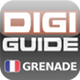 Digi-Guide Grenade iPhone Fran�ais