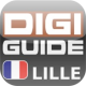 Digi-Guide Lille iPhone Francais