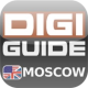 Digi-Guide Moscow iPhone English