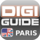 Digi-Guide Paris iPhone English