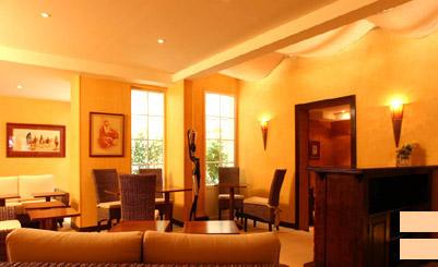 H tel acacias etoile visite de paris edimbourg seville for Liste des hotels paris